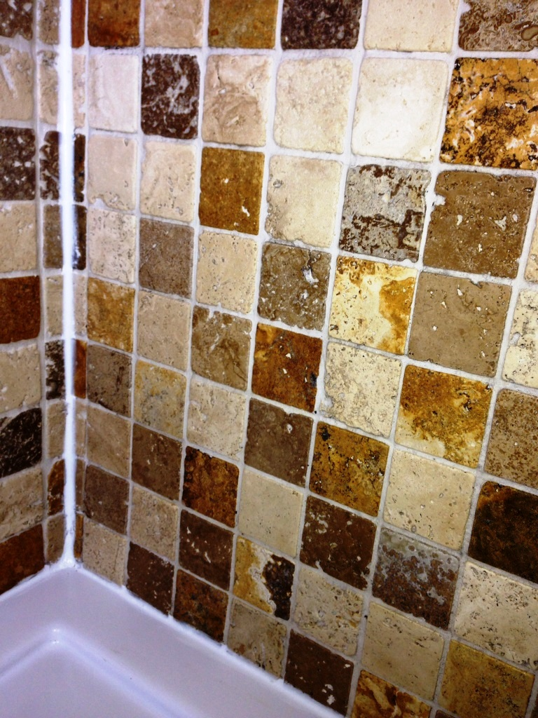 Travertine in Bathrooms