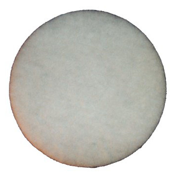 White Buffing Pad
